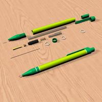 free max model pen pencil