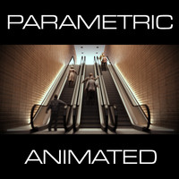 MeAnEscalator / Animated Parametric Escalator for 3DSMax 9