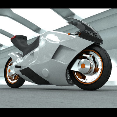 max motorcycle concept