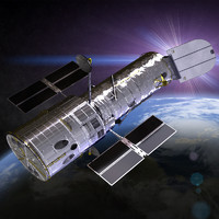 3ds hubble telescope