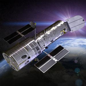 3ds hubble telescope