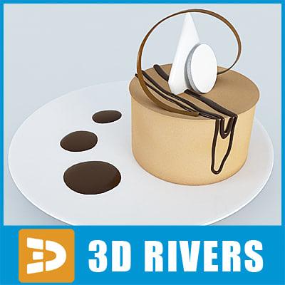 cake bake 3dr114 max