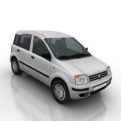 3d vehicle car model