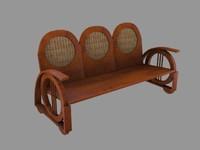 Chair and Sofa Bundle