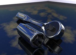 craftsman socket wrench 3d model
