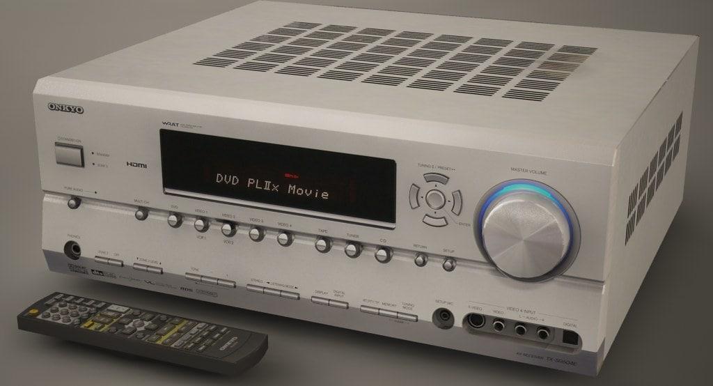 3ds max amplifier onkyo tx-sr604e s
