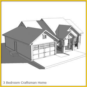3ds house whitebox