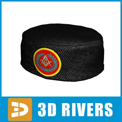 maya master mason cap 01