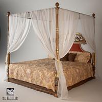 3dsmax molon bed