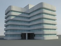 maya office building