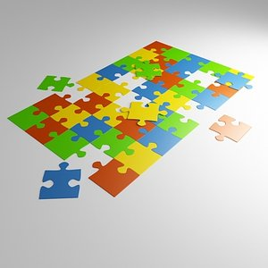 3ds jigsaw puzzle