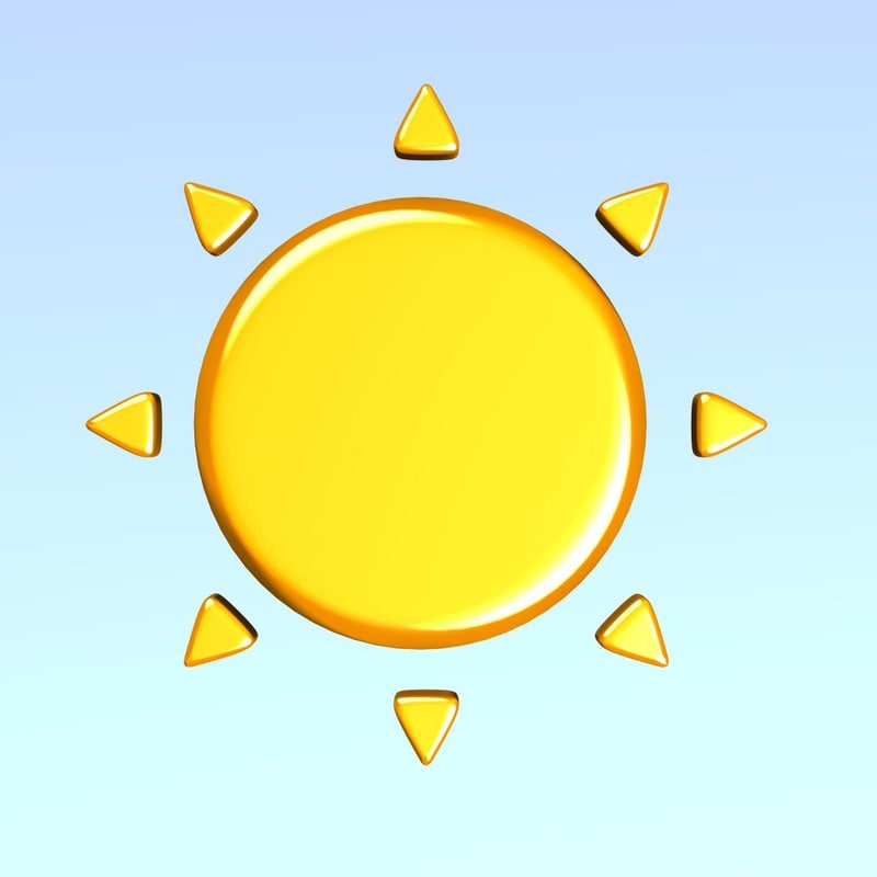 obj weather icon