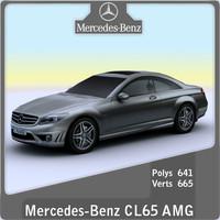 2008 Mercedes CL65 AMG