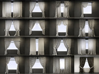 Collection of curtain