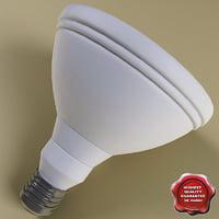 electric light v2 3d model