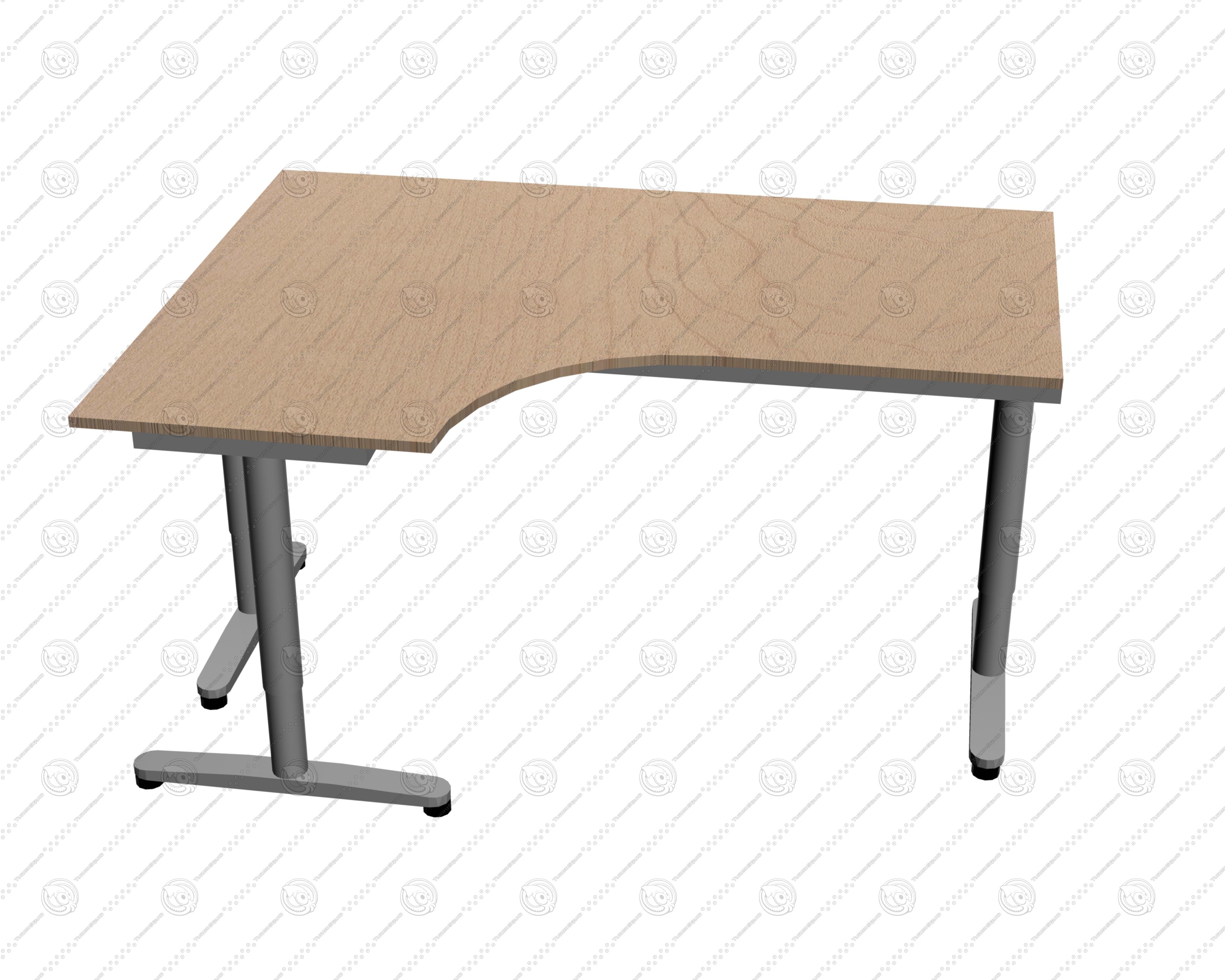 Galant Schreibtisch Ikea 2021