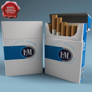 lm cigarettes 3d 3ds