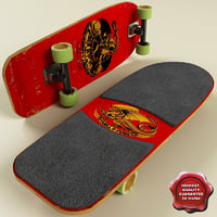 skate board v2 3ds
