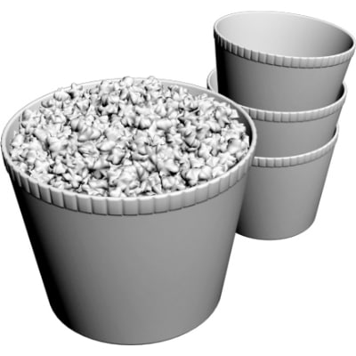 obj popcorn