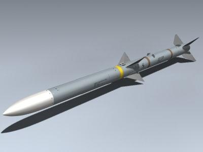 aim-120b amraam missile max
