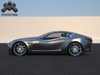 cars infiniti essence max