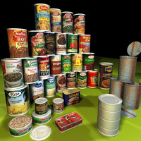 Canned Food 01