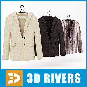 3ds classic jacket set