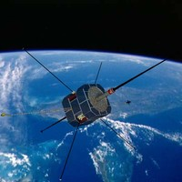 US NASA FAST Satellite