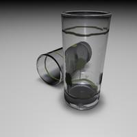 glass c4d
