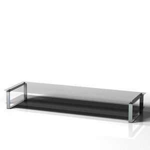 modern shelf coffee table max free