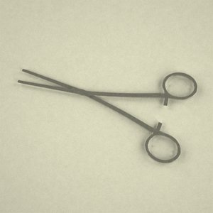 3d medical scissors