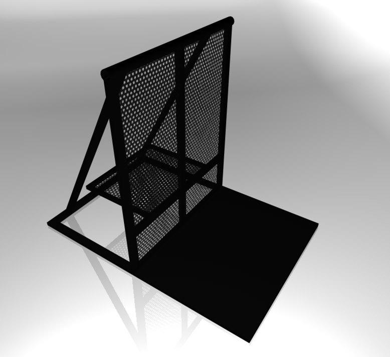 mojo barrier c4d