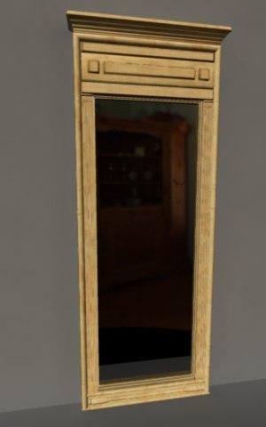 mirror obj
