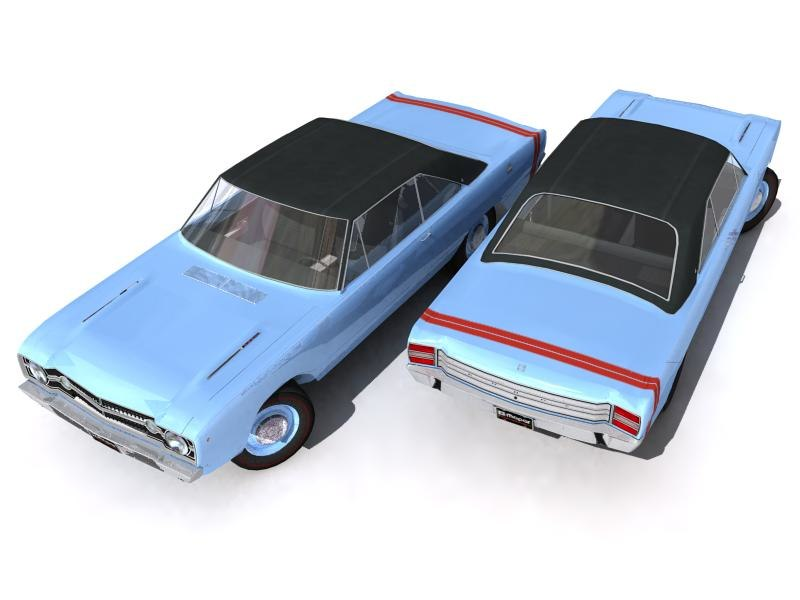 3ds max dodge dart gts