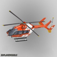Eurocopter EC-145 Rega (Swiss Air-rescue)