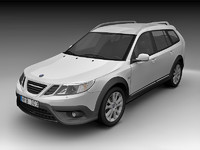 2009 Saab 9-3X Crossover