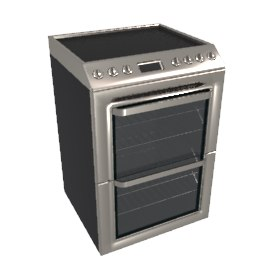 electrics 3d model