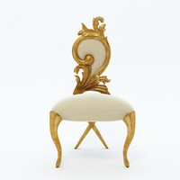 chair 60 0075 christopher 3d 3ds
