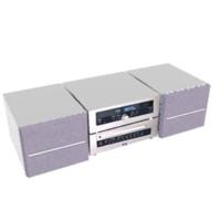 3d electronics model