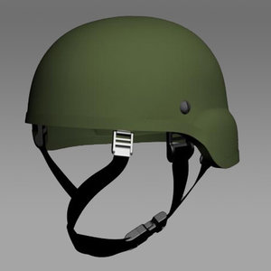army ach helmet 3d ige