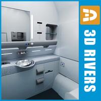Lavatory by 3DRivers