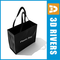 Reusable shopping bag 02 by 3DRivers