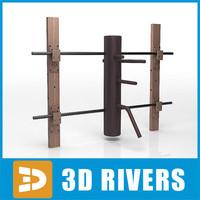 Muk yan chong by 3DRivers