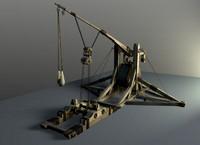 realistic trebuchet cob