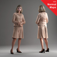 3ds max metropoly characters human