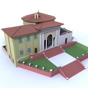 max church oratory home