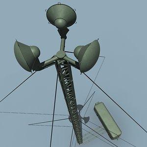 max cycloid radio station antennas