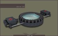 3d space docking ring
