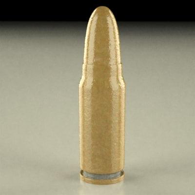 bullet 3d max