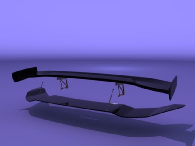 3d model jdm parts
